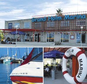Grand Holm Marina Yachtclub